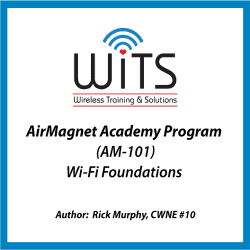 AM-101 WiFi Foundations Training course