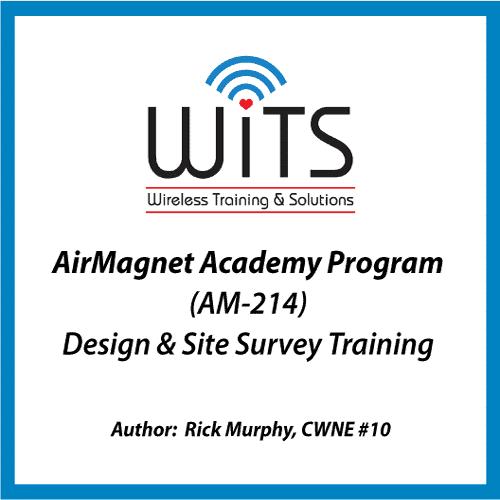 WiTS-AM-214 Site Survey & WLAN Design