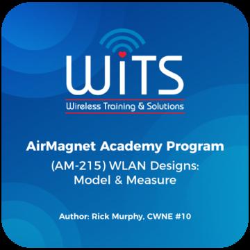WiTS-AM-215 WLAN Designs:  Model & Measure