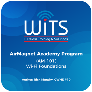 WiTS-AM-101 Wi-Fi Foundations