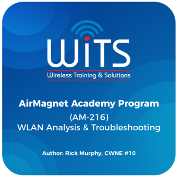 AM-216 WLAN Analysis & Troubleshooting Training course